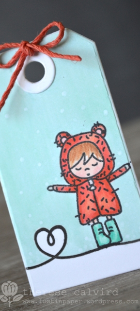 Merry Tag - Detail