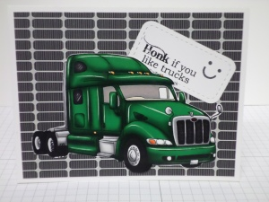 Honk If You Like Trucks