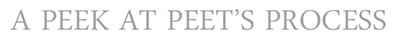 peet-process