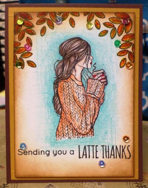 A Latte' Thanks!